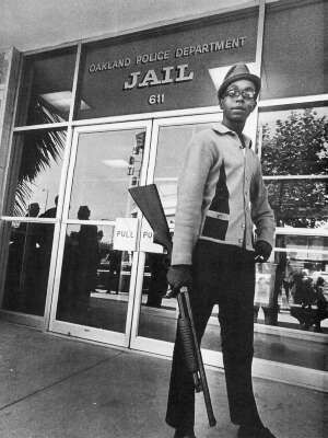 "Robert James Hutton, or ""Lil' Bobby,"" (April 21, 1950 – April 6, 1968) was the treasurer and first recruit to join the Black Panther Party."