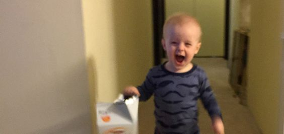 Unofficial Baby Milestones - http://dgrd.co/9w #LittleRemedies #NewPost