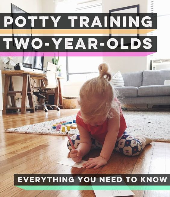 Potty Training Two-Year-Olds: Everything You Need to Know