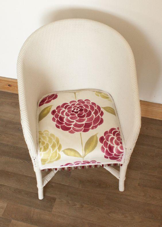 Child's Lloyds loom chair
