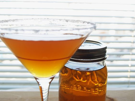 DIY Orange Liqueur | Recipe | Homemade, Comment and Liquor