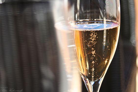 i like champagne