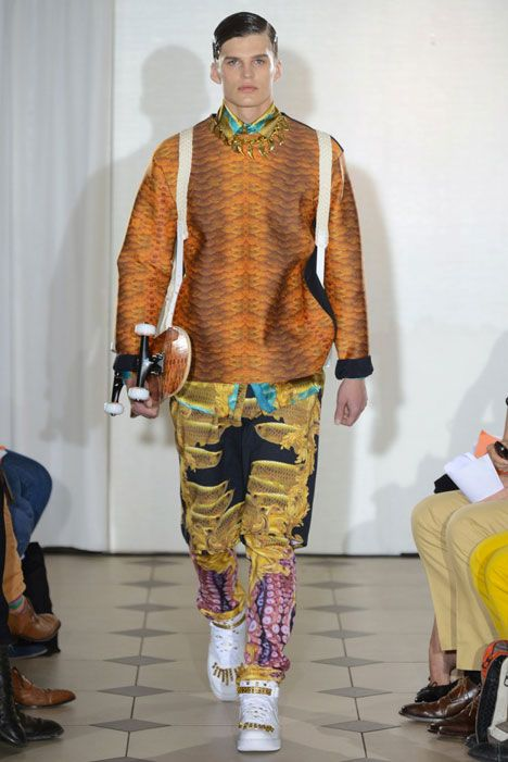 KATIE EARY SS13 Mens