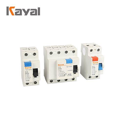 Residual Current Circuit Breaker Rccb China Kayal Electrical
