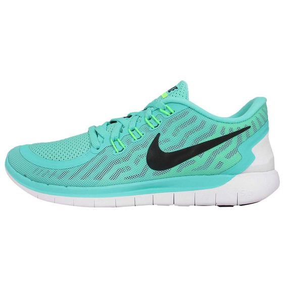 Nike Free Run 5.0 Verde Acqua