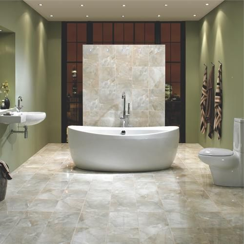 Bathroom Windows Wickes large image of onyx stone effect tiles 40x30cm pk8 (wickes