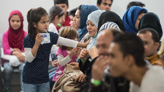 """Anerkennungsquote sinkt """"dramatisch"""": Wieder mehr Flüchtlinge im August"""