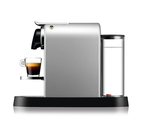 nespresso by krups xn740b40 nespresso citiz coffee machine. Black Bedroom Furniture Sets. Home Design Ideas
