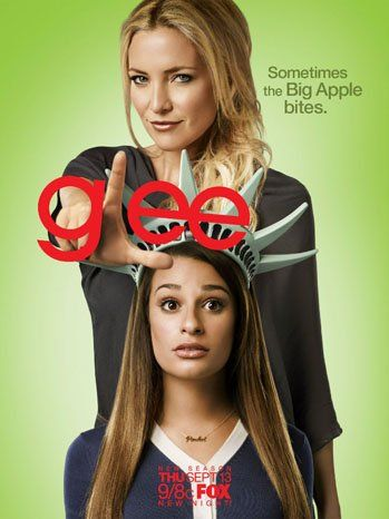 'Glee': New York Takes Center Stage in Season 4 Posters (Photos) - Hollywood Reporter