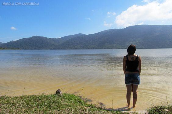 Lagoa do Peri em Florianópolis