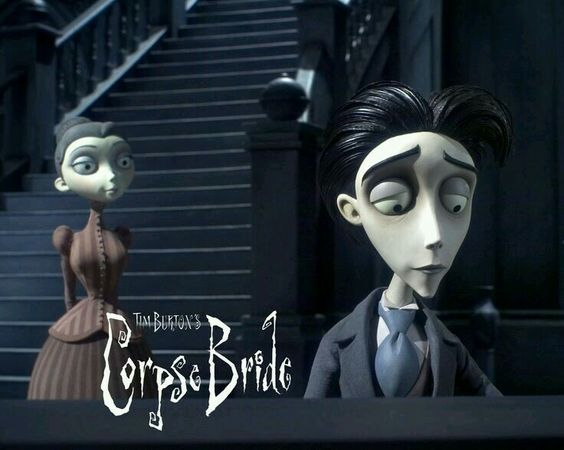 Do anyone know the theme of Tim Burtons Corpse Bride ? ?