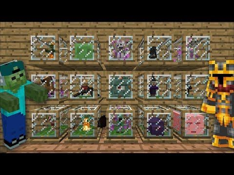 Minecraft Dangerous Tiny Farm Mod Find Your Animals And Breed Them In Your House Minecraft Youtube Tiny Farm Finding Yourself Minecraft Mods