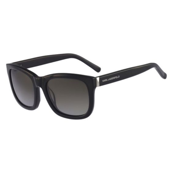 Karl Lagerfeld Sunglasses KL831S Gently worn once for a couple of hours. In excellent condition, just like new. Love these but really need to clear out my closet so deciding to sell. Retails $185. Better deal on m e r c a r i Karl Lagerfeld Accessories Sunglasses