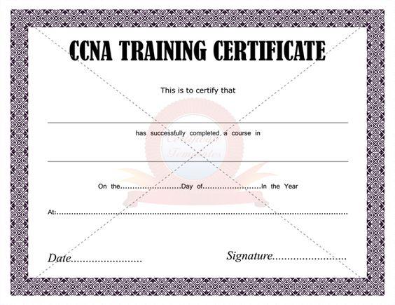 CCNA Training Certificate http\/\/networkexpert\/ccnahtml - free training certificates
