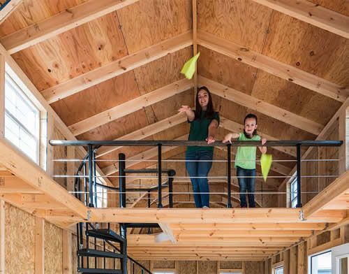 Best Barns 12x24 Lakewood Wood Shed Kit Lakewood 1224 Storage