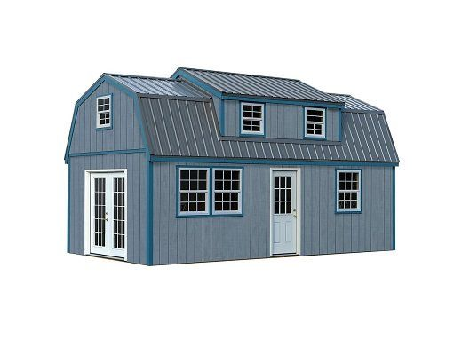 The Lakewood 12 X 24 Better Sheds Shed Building A Shed Dream House Plans