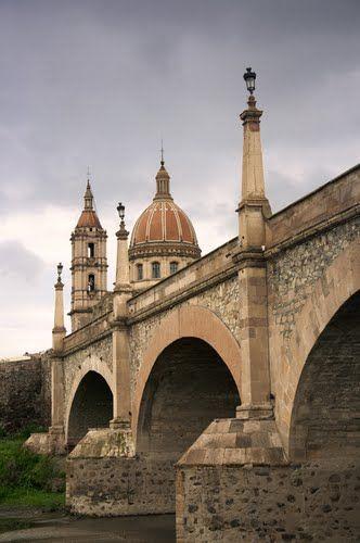 Parroquia de la luz Lagos de Moreno, Jalisco, México