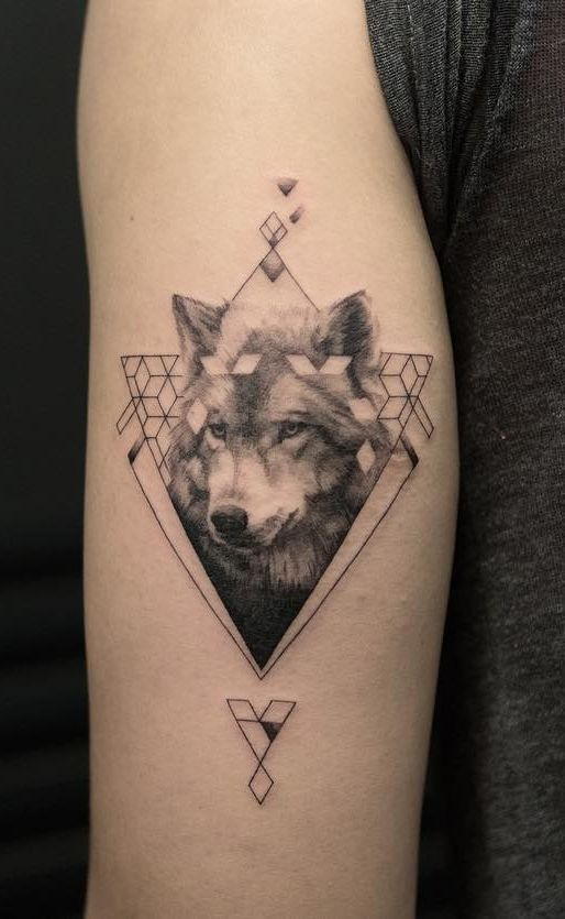 Awesome Wolf Tattoo Ideas C Tattoo Artist Miss Trudy Trudy Nyc Wolf Tattoo Design Tattoo Artist Quotes Wolf Tattoo