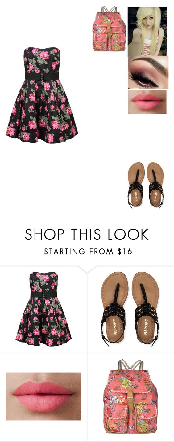 """Untitled #691"" by the-ringmaster ❤ liked on Polyvore featuring Forever 21, Aéropostale, LORAC and PiP Studio"