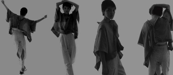 Model / 吴健儀 /Photography / 賴仕堯。 服裝的語言就讓他自己說