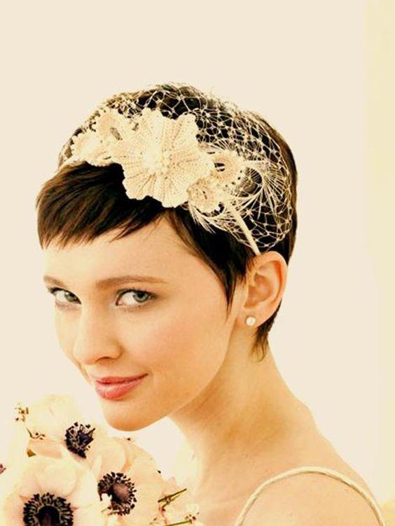 Surprising Short Wedding Hairstyles Wedding Hairstyles And Short Hairstyles Hairstyles For Men Maxibearus