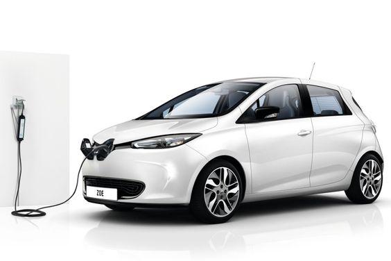 Renault Zoe - Nun auch mit Strom aus der Steckdose