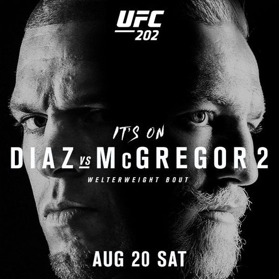 "BT Sport UFC on Twitter: ""All roads lead to #UFC202! 🙌 https://t.co/vNhYhSh9it"""