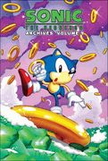 "Sonic The Hedgehog ""ARCHIVES"" - #9. Buy it now at the Archie Comics online store!"