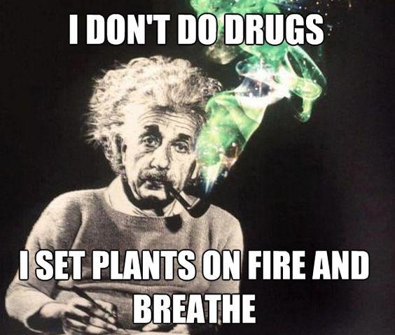 I Set Plants on Fire and Breathe