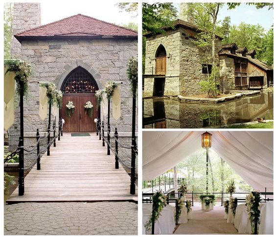 Castle McCulloch — Jamestown, NC | 13 North Carolina Wedding Venues You'll Want To Book Immediately