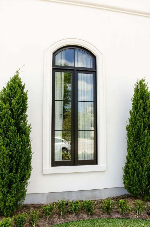 Marvin Windows Doors Supplied By Jefferson Door Company Windows Exterior House Front Design Wood Clad Windows