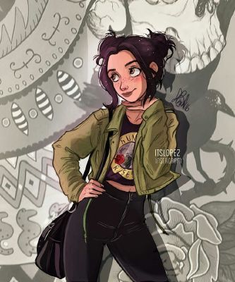 What Would I Look Like As A Cartoon : would, cartoon, Would, Cartoon, Character?, *UPDATED*, Girls, Cartoon,, Styles
