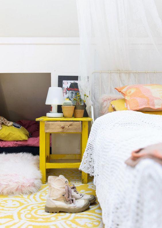 Casinha colorida: Um casa boêmia prontinha para o verão 2016