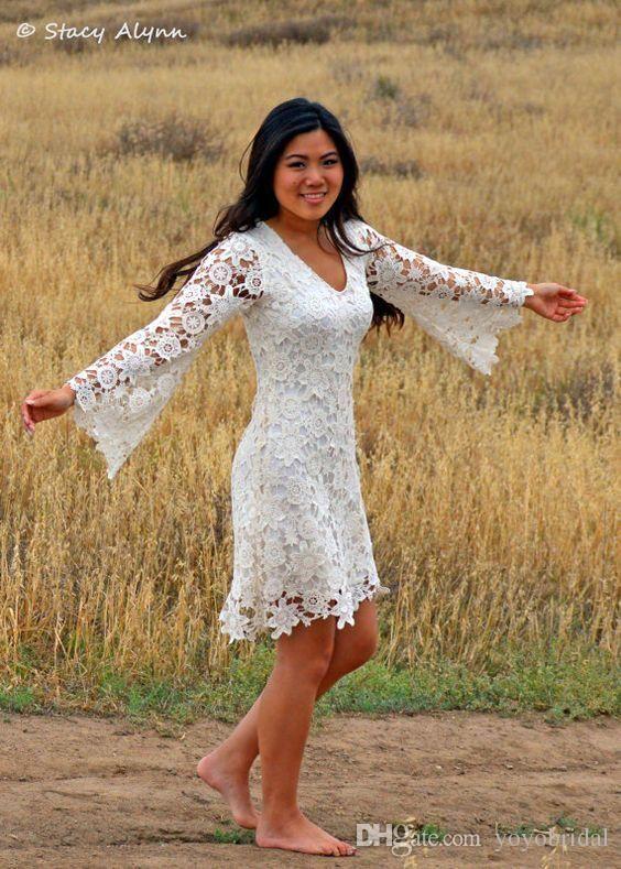 60 Swoon Worthy Beach Wedding Dresses New Etsy Wedding Dress
