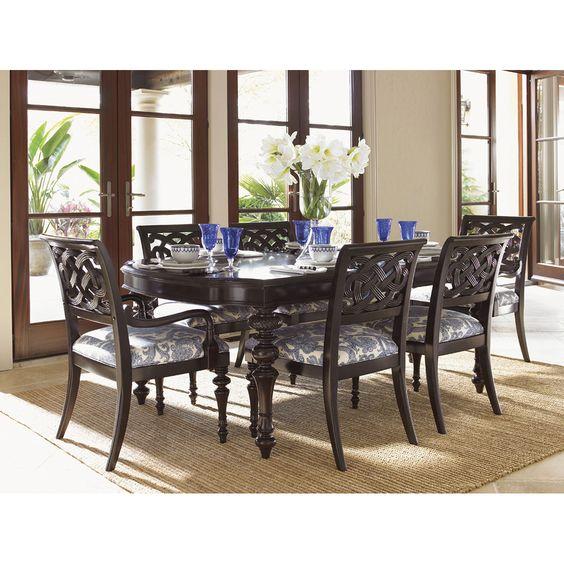 Lexington Royal Kahala Kona Molokai Side Chair 537-882-487911