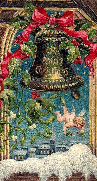 .Kerst klokken en Chrerubijntjes.      lb xxx.QQQ