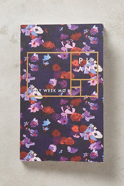 Year-Less Planner #anthropologie: