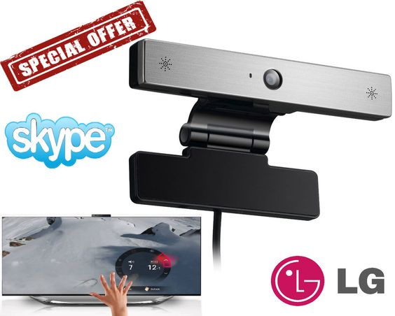 how to connect webcam to lg smart tv