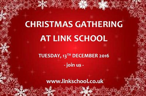 Christmas Gathering at Link School of English