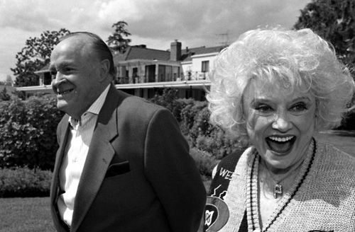 Legendary Comedienne Phyllis Diller...amazingly gifted woman and mother of six...