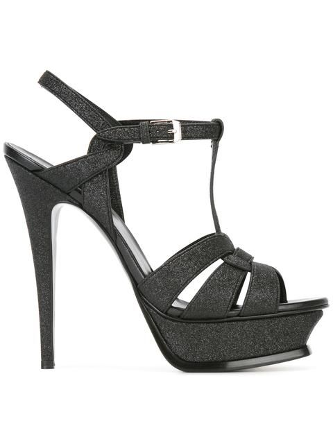 Shop Saint Laurent 'Classic Tribute 105' sandals in Stivali from the world's best independent boutiques at farfetch.com. Shop 400 boutiques at one address.