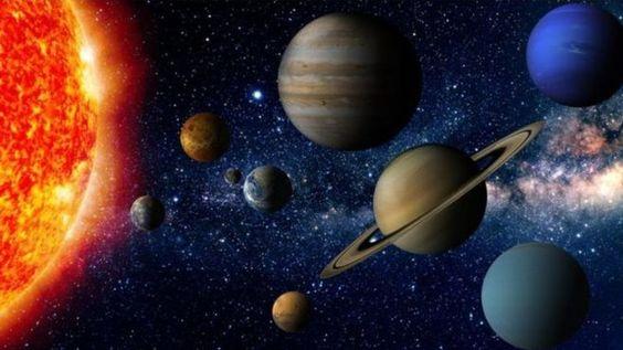 sistema-solar-planetas ~~~ Mercúrio, Vênus, Marte, Júpiter e Saturno podem ser vistos a olho nu a partir desta quarta, dia 20 de Julho.  Vénus é o mais brilhante de todos, e Júpiter é o próximo na luminosidade. Ambos ainda são visíveis quando o sol está prestes a se esconder.  Marte é avermelhado e Saturno amarelado. Ambos brilham com intensidade semelhante. Encontrar Mercúrio é sempre o maior desafio porque é o menor planeta, e esconde-se facilmente e aparece sempre muito próximo do…