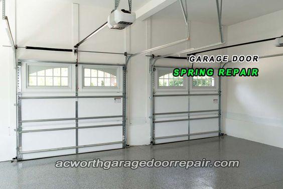 Pin By Acworth Garage Repair On Garage Door Repair Service Listings Garage Door Springs Garage Door Repair Garage Door Installation