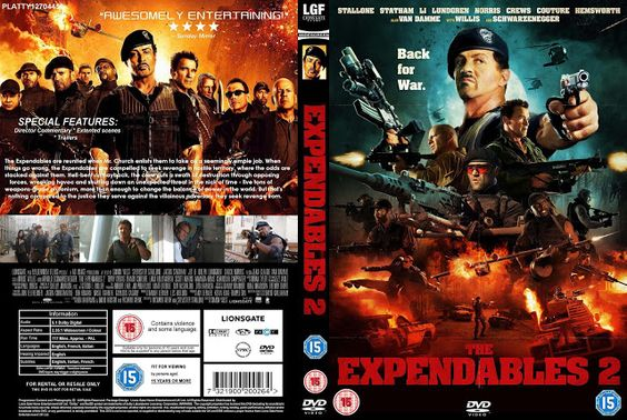 Bluray Rip Movies Free Download The Expendables 2 2012 Hindi Dubbed Bluray Rip 720p Free Download Free Movies The Expendables Movies