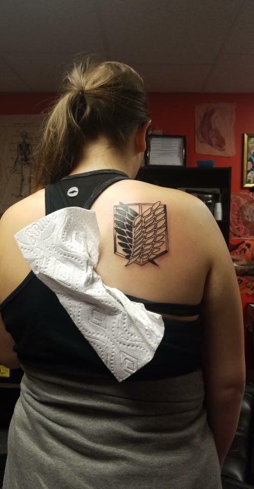 My Wings Of Freedom Tattoo Tattoos Freedom Tattoos Cute Tattoos