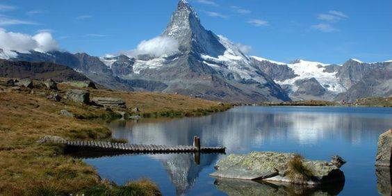 Zermatt, Randonnée des 5 lacs, été, randonner, Valais