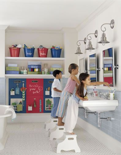 Boy Bathroom Ideas & Bathroom Ideas for Boys: