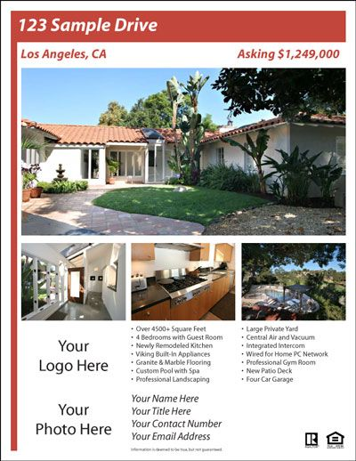 For Sale By Owner Flyer Amston for sale Pinterest – Open House Flyers