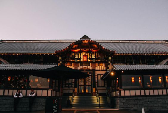 Story: Yamashiro Hollywood Offers Unique Dining Experience - by Pete Allman - Los Angeles is quite the place for a diverse selection of cuisine. It is becoming as popular as New York and Chicago. One of the iconic places that rises to world acclaim to dine is Yamashiro Hollywood.  It has a history of over 100 years and has catered to politicians, Hollywood stars,... #Food