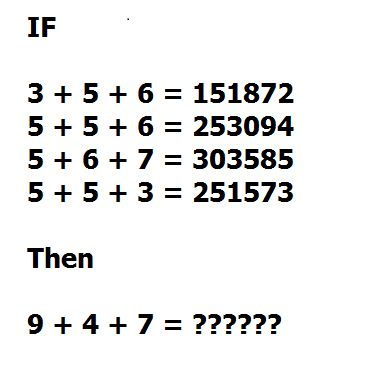 how to become intelligent in maths